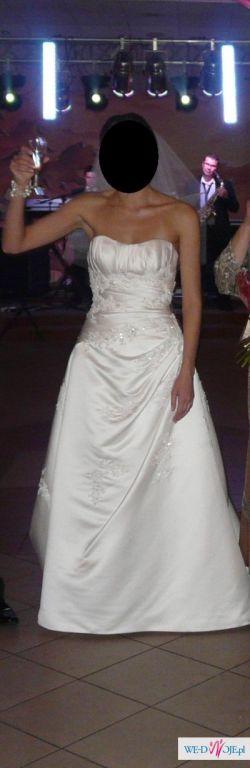 suknia ślubna san patrick paraiso