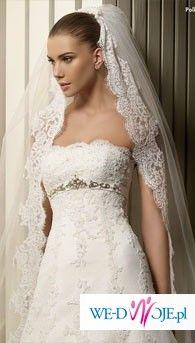 Suknia ślubna San Patrick Polka