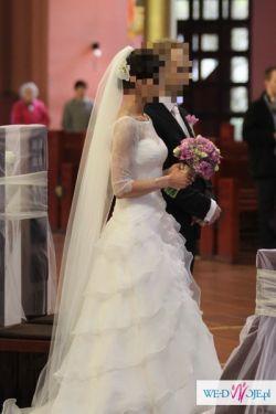 Suknia ślubna San Patrick Rondalla - kolekcja 2012.