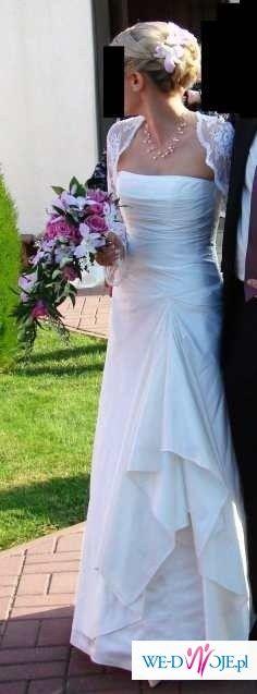 suknia ślubna Sangria z kolekcji Cymbeline
