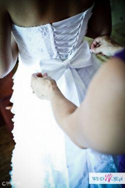 Suknia ślubna SARAH 2012 rozm. 38/163 cm + 6cm