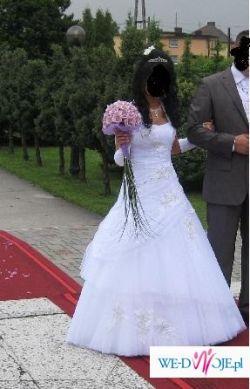 suknia ślubna Sarah !!!