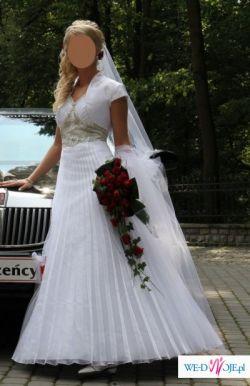 suknia ślubna Sarah magic 2009