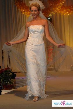 Suknia ślubna Scarlett kolekcja Ziemia