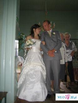 suknia ślubna sezon 2009 kraśnik