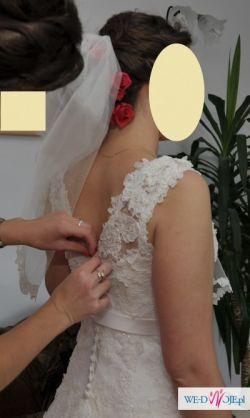 Suknia ślubna Sharon (2011)