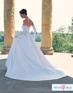 Suknia ślubna SINCERITY 3084 rozmiar 36-38 okazja (800zł)