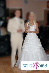 Suknia ślubna Sincerity 3329-Piękna. Tylko 1300