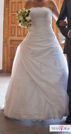 Suknia Ślubna Sincerity 3461