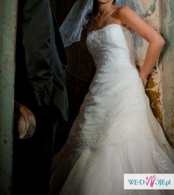 Suknia Ślubna Sincerity 3511