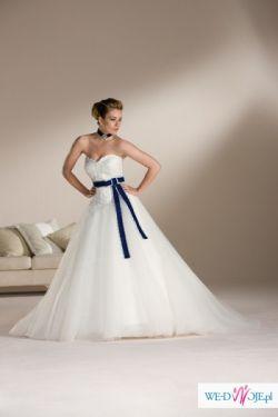 Suknia Ślubna Sincerity 3520 - księżniczka do negocjacji + Gratis