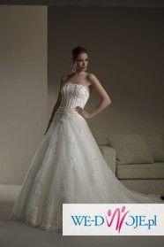 Suknia ślubna Sincerity 3563 model z 2010 r.