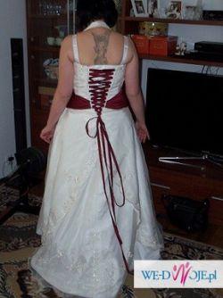 Suknia ślubna Sincerity 3576 r. 44