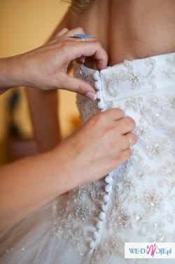 Suknia Ślubna Sincerity 3612