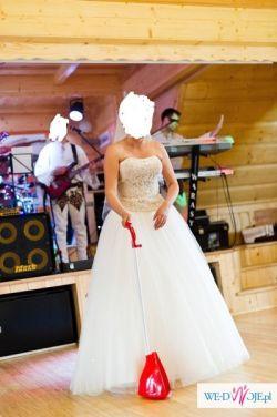 Suknia ślubna Sincerity 3612 rozm.12 38/40