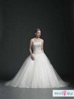 Suknia ślubna Sincerity 3612 rozm.34-36