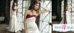 suknia ślubna Sincerity 3669, Swarovski rozm.36/38