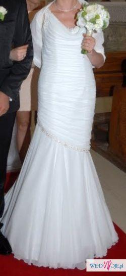 Suknia ślubna Sincerity 3736 kolekcja 2013