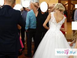suknia ślubna SINCERITY 3804