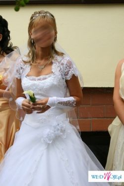 Suknia Ślubna SINCERITY BRIDAL 3117