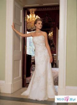 Suknia Ślubna SINCERITY BRIDAL 3143 kolekcja 2007