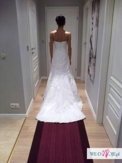 Suknia Ślubna SINCERITY BRIDAL 3143 rozmiar S