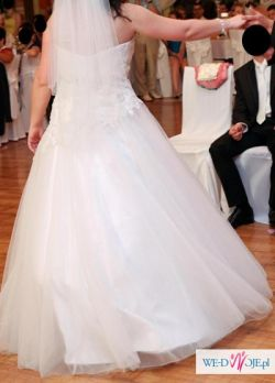 Suknia ślubna Sincerity model 3682