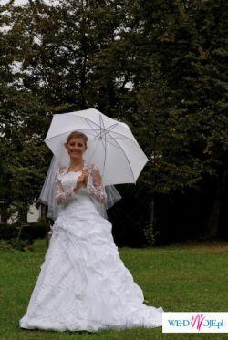 Suknia Ślubna SISI dla księżniczki