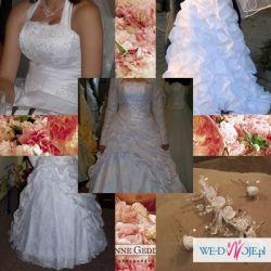 suknia ślubna sissi