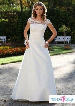 Suknia ślubna Sonia z salonu Margarett