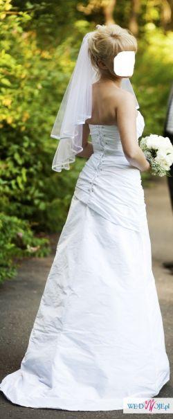 Suknia ślubna Sophia model Orchidea rozmiar 36-38