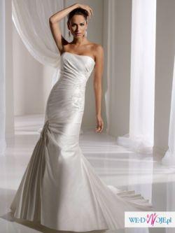 suknia ślubna - Sophia Tolli