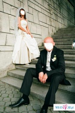 Suknia ślubna SPOSA Draperia