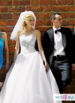 Suknia ślubna SPOSA ELDORADO BIAŁA