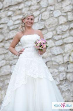 suknia ślubna SPOSA SISTINO rozm 36.