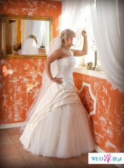Suknia ślubna Sposa, Tanio!!!