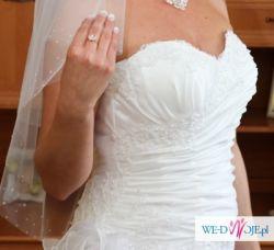 Suknia ślubna - SPOSABELLA