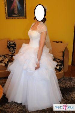 Suknia ślubna Sposabella model Delfas 1382