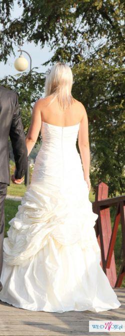 Suknia ślubna Sposabella model Kamena nr 752