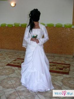Suknia Ślubna-SPRZEDAM