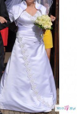 Suknia ślubna - sprzedam