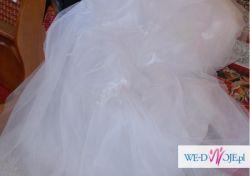 Suknia ślubna sprzedam!!!