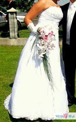 Suknia Ślubna- sprzedaż