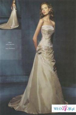 suknia ślubną st.patrick model Dauco z salonu Madonna 40/42