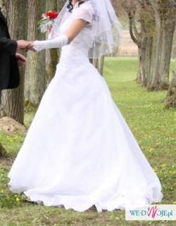 Suknia ślubna /stan idealny