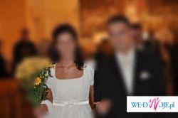 Suknia ślubna - styl EMPIRE