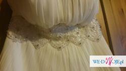 Suknia ślubna styl Grecki