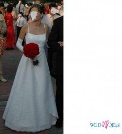 Suknia ślubna- styl i elegancja!