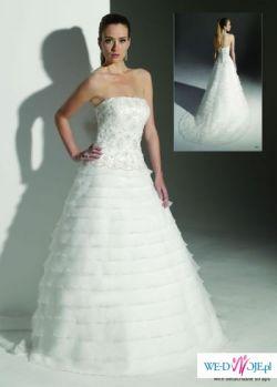 suknia ślubna Sweetheart 5846 OKAZJA!