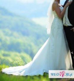 Suknia ślubna Sweetheart 5971- roz.36